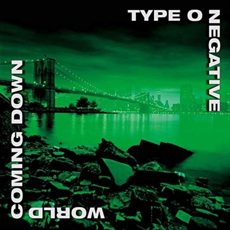 World Coming Down [Green/Black vInyl]