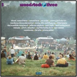 Woodstock Three (Purple/Gold vinyl)
