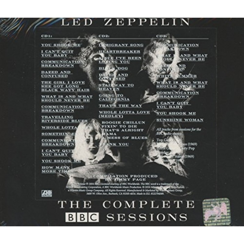 Complete Bbc Sessions Led Zeppelin