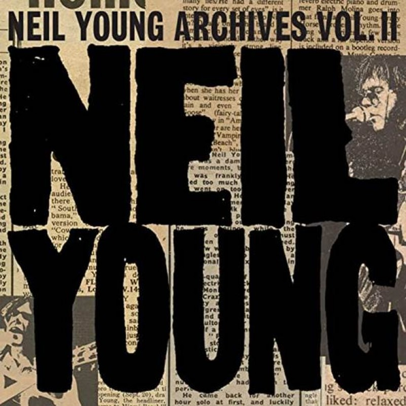 Archives Vol II (1972-1976)