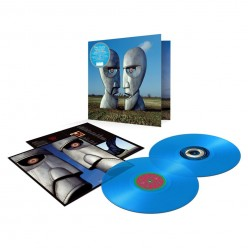 The Division Bell (Blue vinyl)