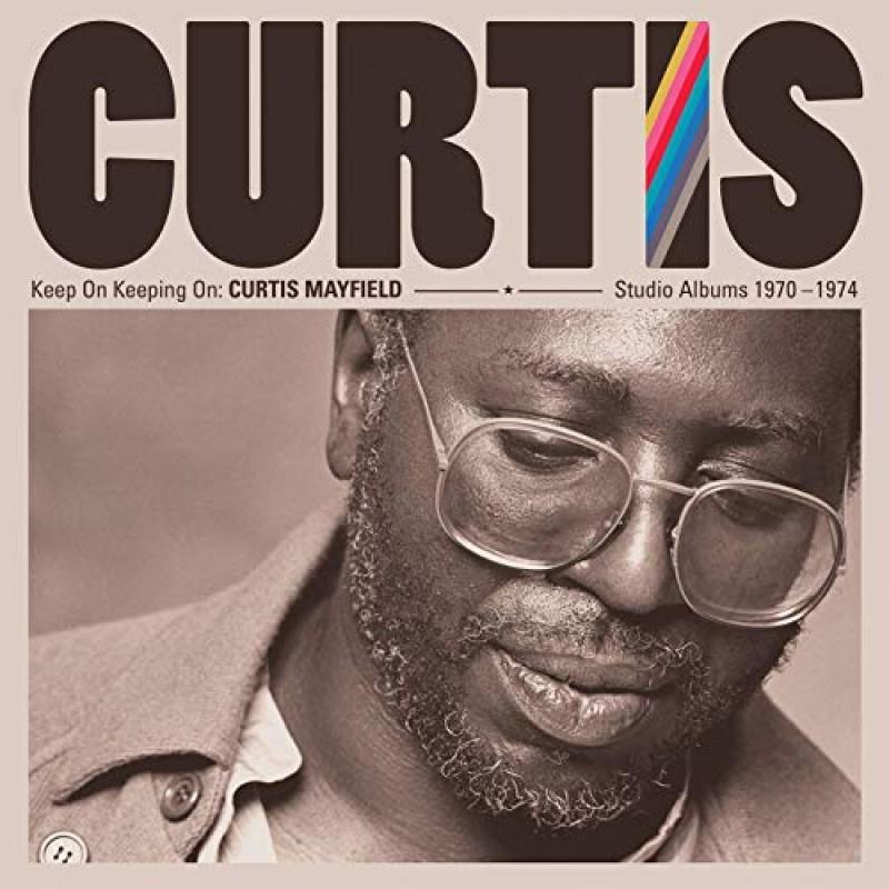 Keep On Keeping On: Studio Albums 1970-1974