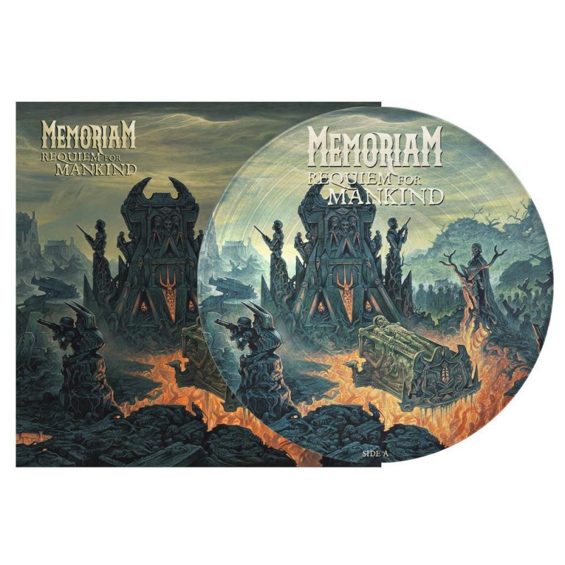 Requiem for Mankind (Pic Disc)