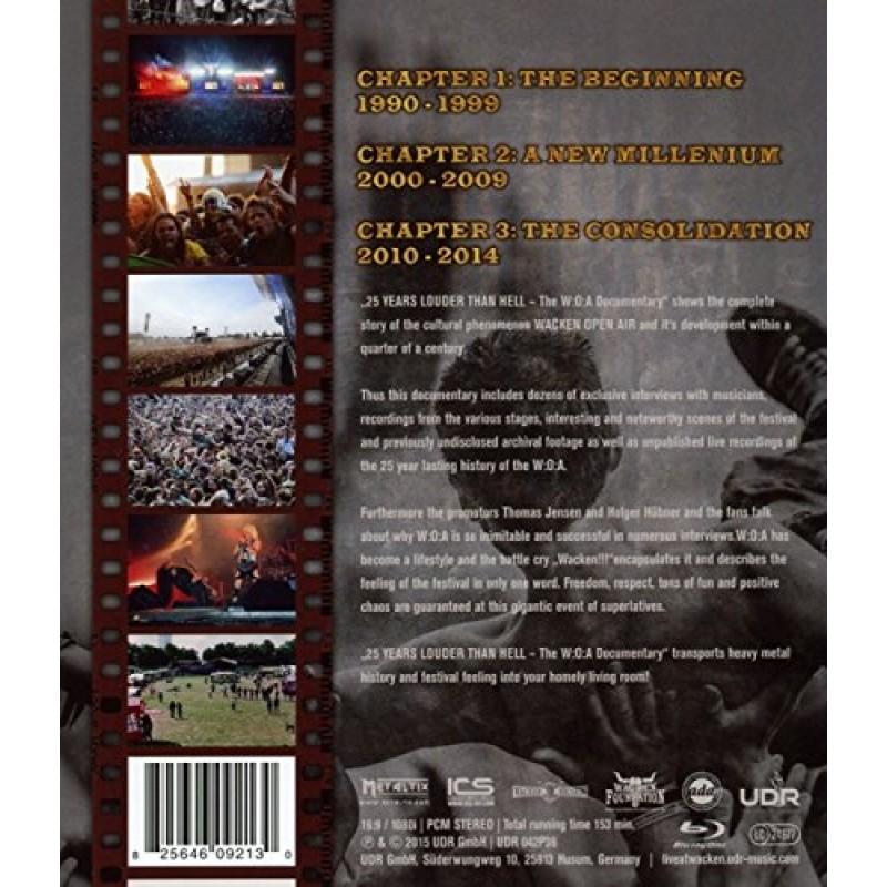 25 Years Louder Than Hell: WOA Documentary