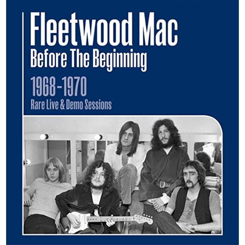 Before The Beginning 1968-1970