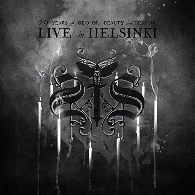 20 Years Of Gloom Beauty And Despair - Live In Helsinki
