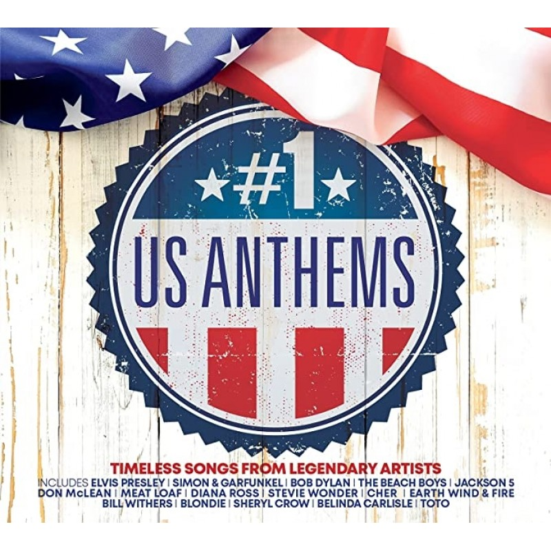 #1 US Anthems