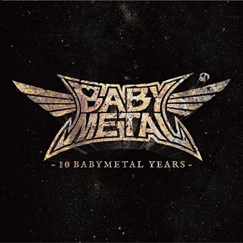 10 Babymetal Years [Clear vinyl]