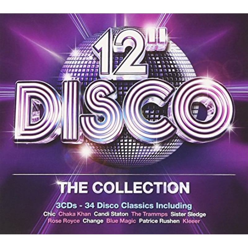 "12"" Disco: Collection"
