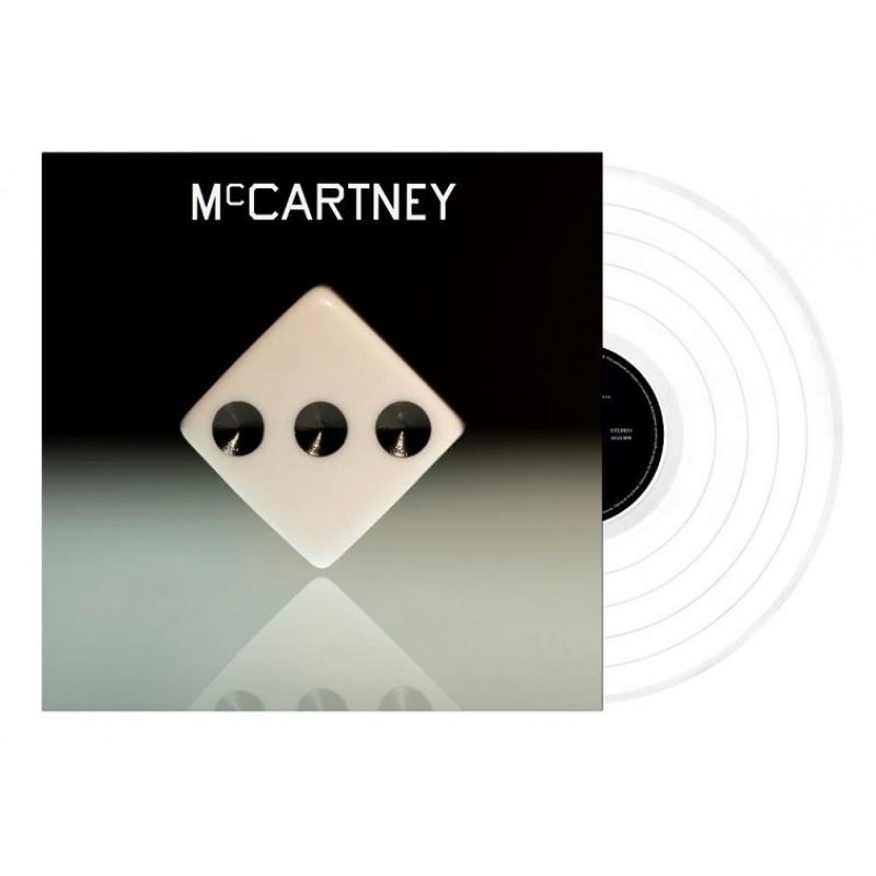 McCartney III [White vinyl]
