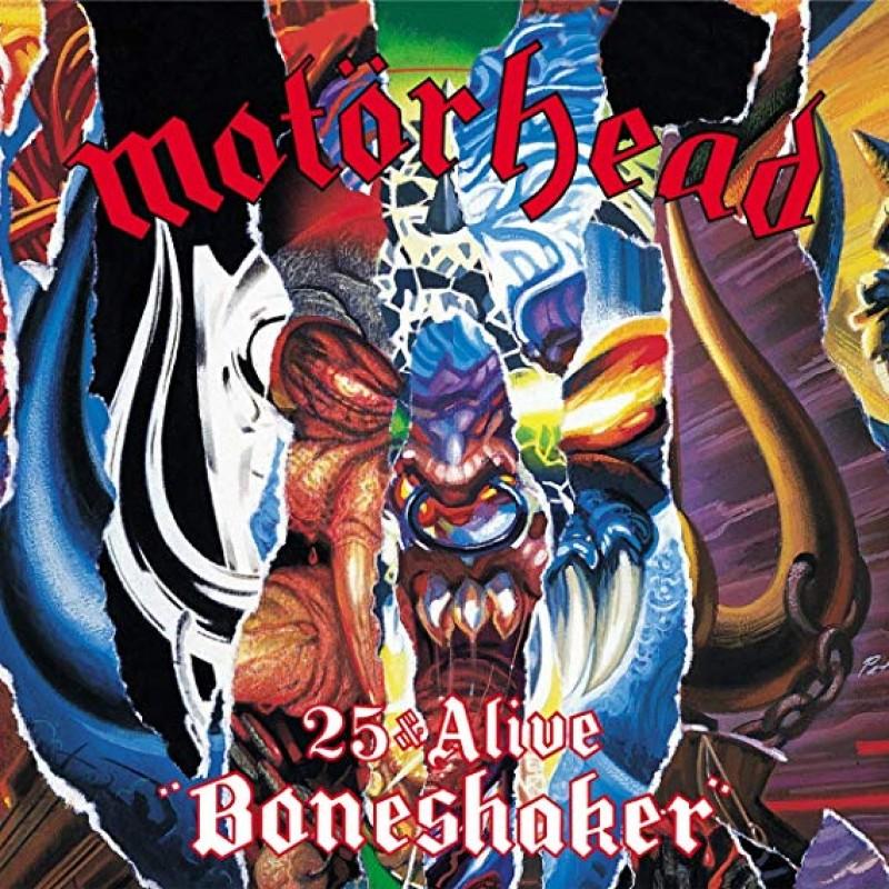 25 And Alive Boneshaker