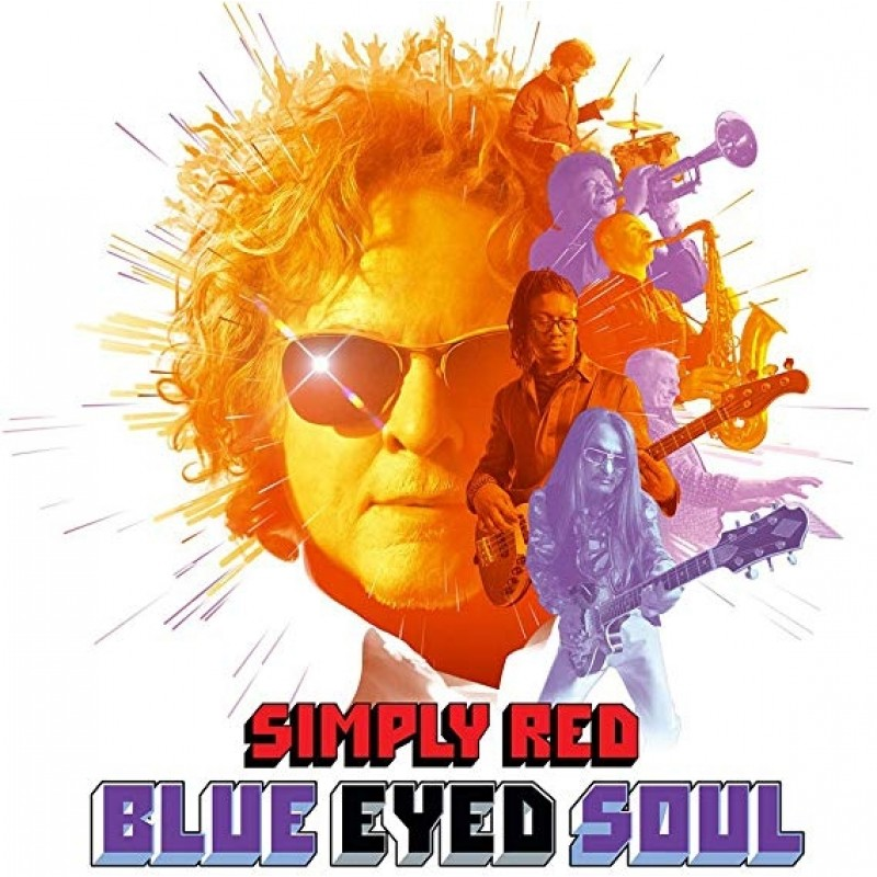Blue Eyed Soul [Purple vinyl]