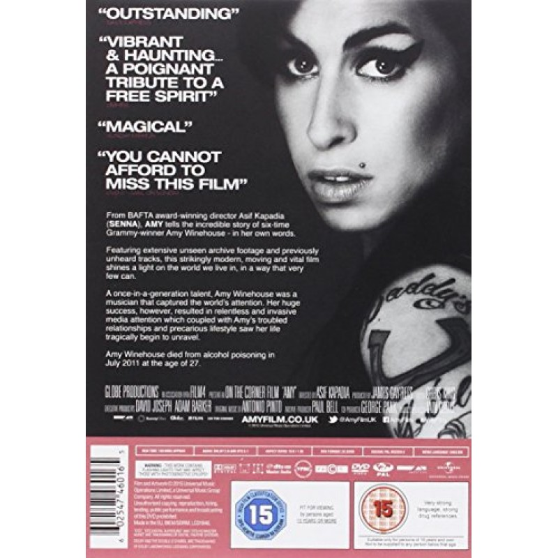 Amy - The Film