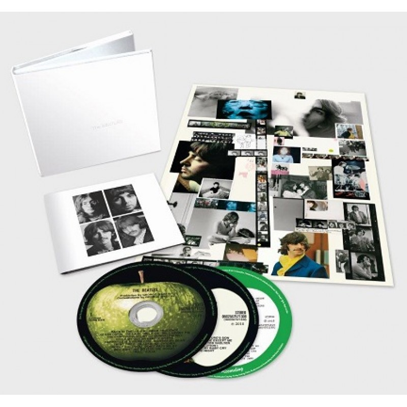The Beatles (White Album) (Deluxe)