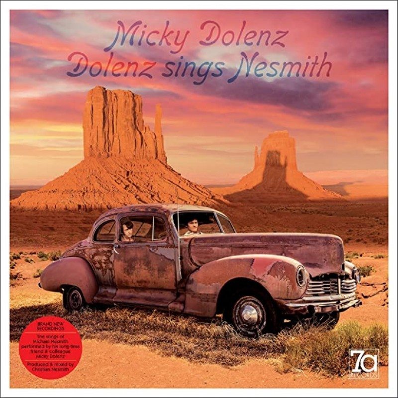 Dolenz Sings Nesmith [Coloured vinyl]
