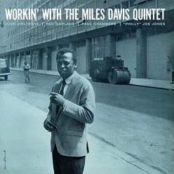 Workin' With The Miles Davis Quintet [Blue vinyl]