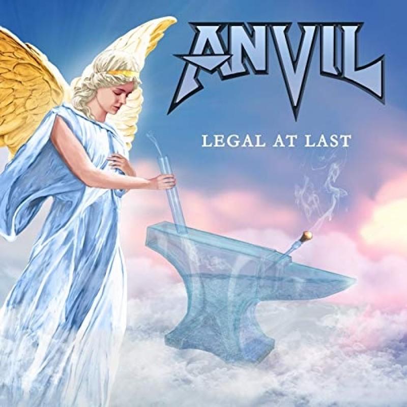 Legal At Last [Clear vinyl]