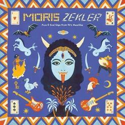 Moris Zekler - Fuzz & Soul Sega From 70's Mauritius