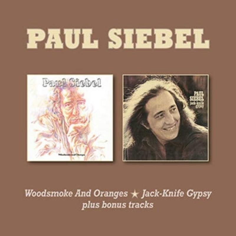 Woodsmoke And Oranges + Jack-Knife Gypsy