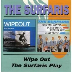 Wipeout + Surfaris Play
