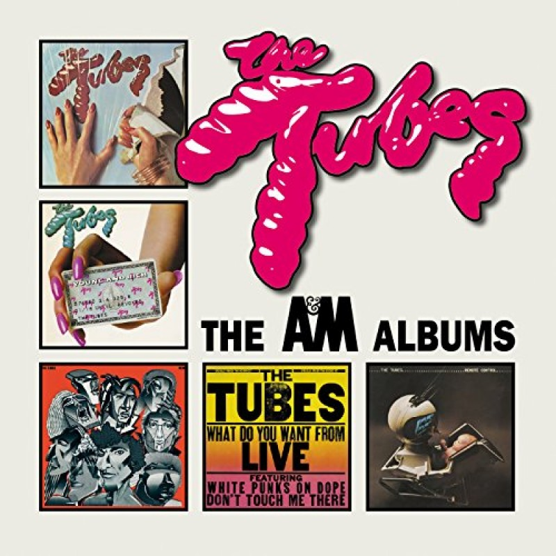 The A&M Albums