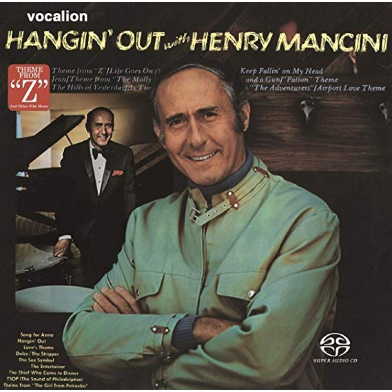 Hangin' Out with Henry Mancini & Theme from