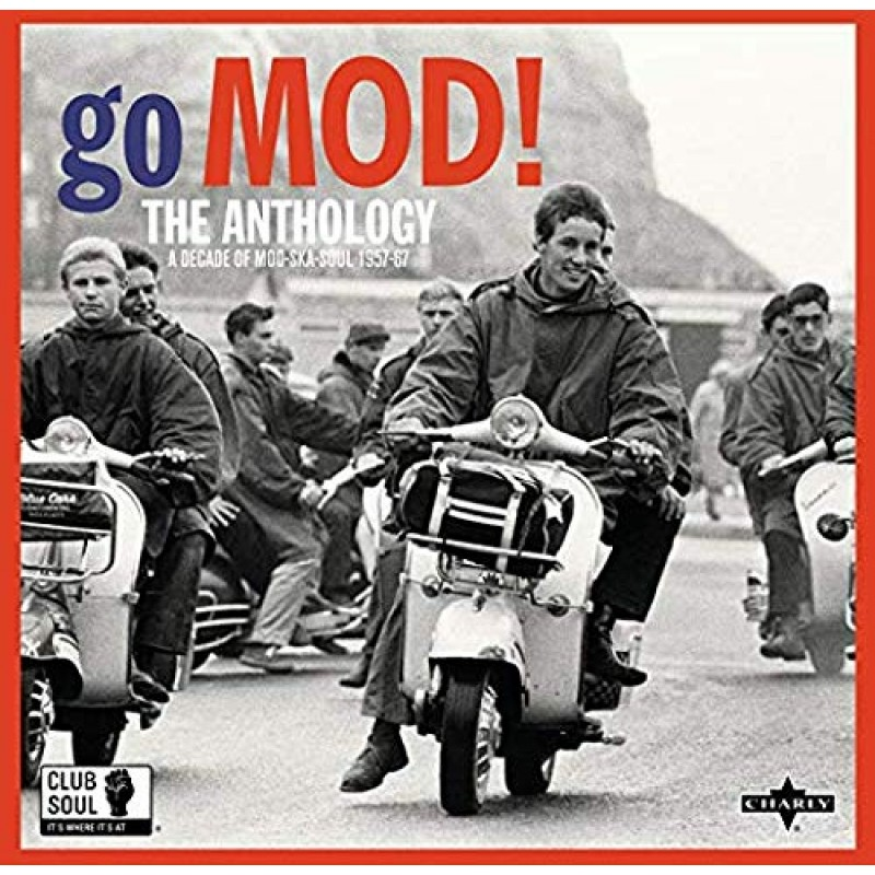 Go Mod! The Anthology