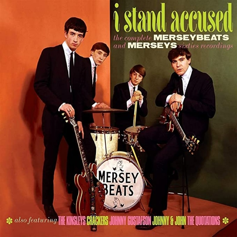 I Stand Accused: The Complete 60s Recordings