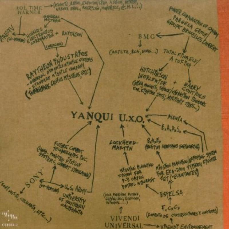Yanqui UXO