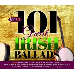 101 Great Irish Ballads