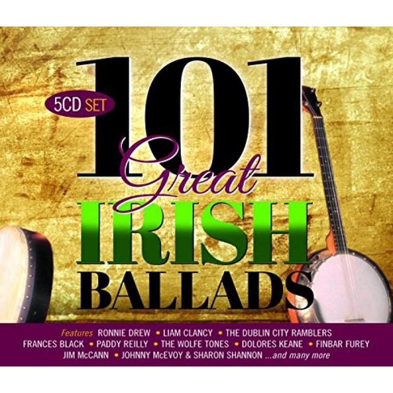 101 Great Irish Ballads