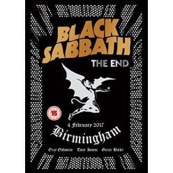 The End: Live In Birmingham 2017