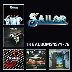 Albums 1974-78