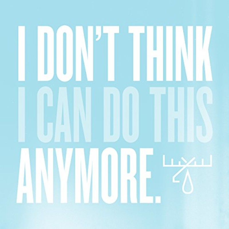 I Don't Think I Can Do This Anymore