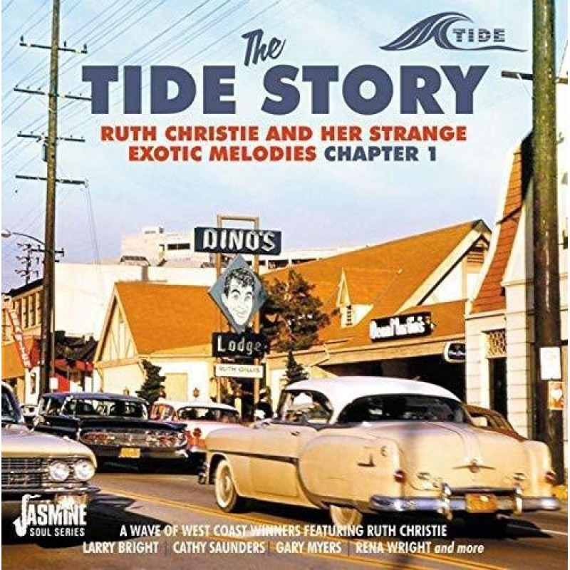 The Tide Story - Ruth Christie and Her Strange Exotic Melodies Chapter 1