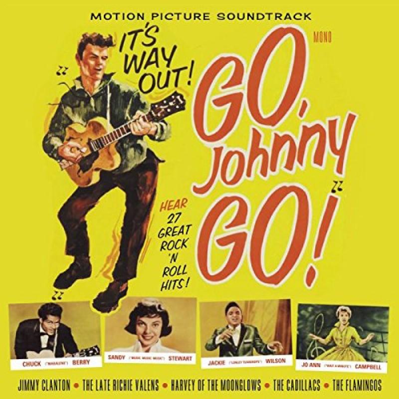 Go, Johnny Go! (Original Motion Picture Soundtrack)