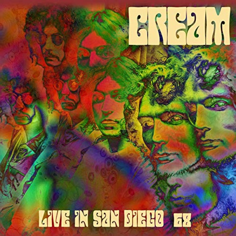 Live In San Diego 1968