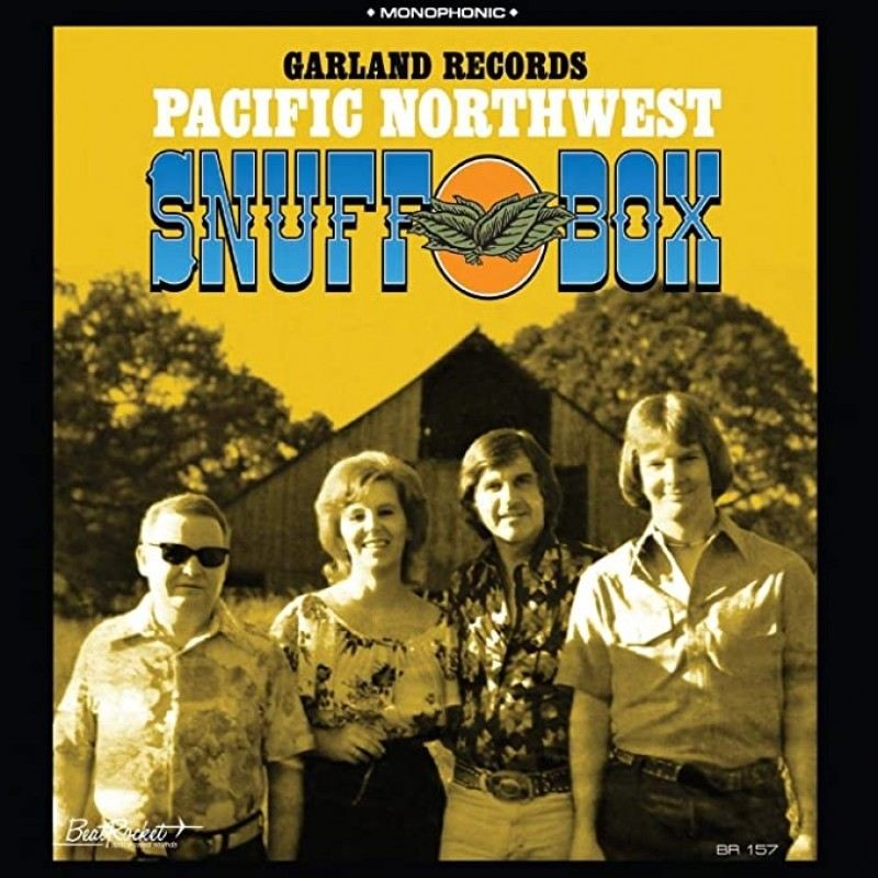 Garland Records Pacific Northwest Snuff Box [Gold vinyl]