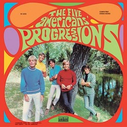 Progressions [Gold vinyl]