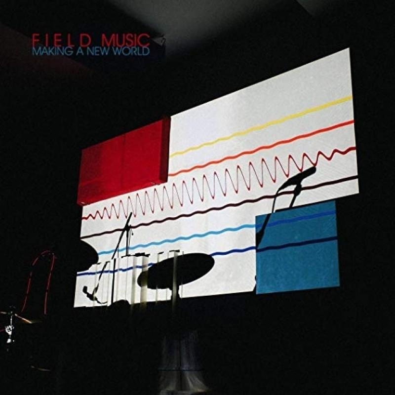Making a New World [Coloured vinyl]