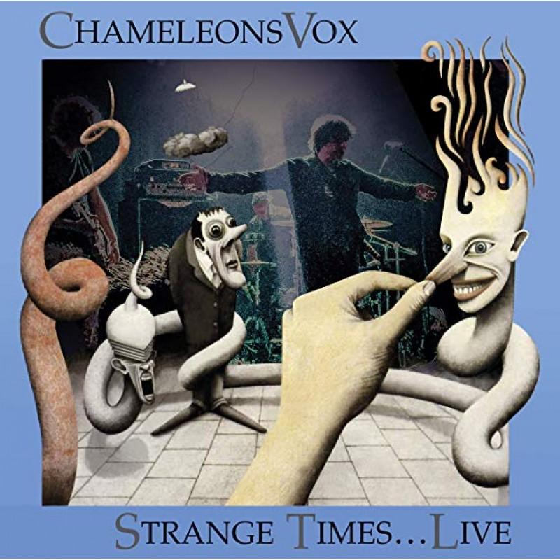 Strange Times Live!