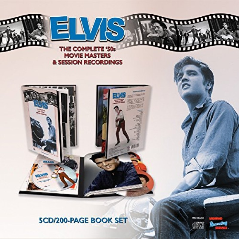 Complete 50s Movie Masters And Session Recordings