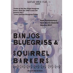 Banjos Bluegrass And Squirrel Barkers