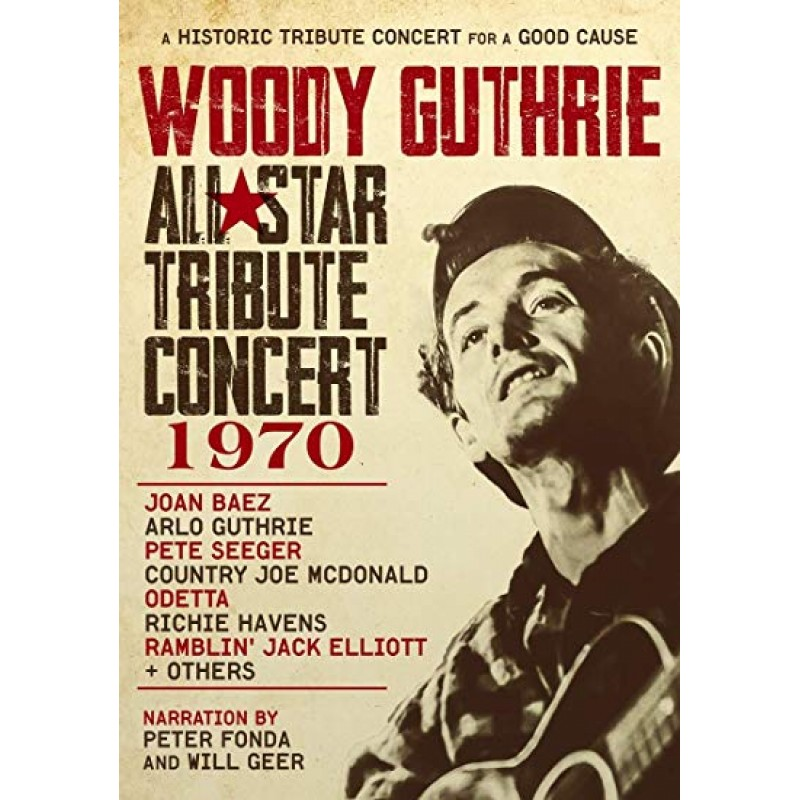 Woody Guthrie - All-Star Tribute Concert 1970