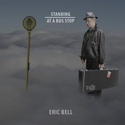 Standing At A Bus Stop