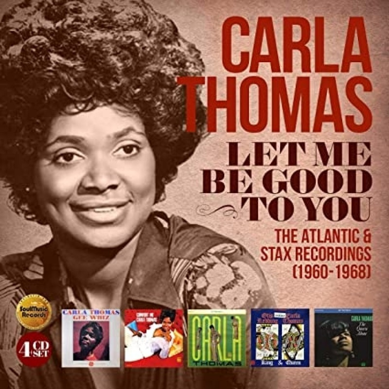 Let Me Be Good To You: The Atlantic & Stax recordings 1960-1968