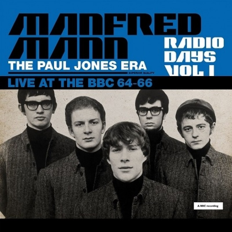 Radio Days Vol 1: The Paul Jones Era