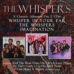 Whisper In Your Ear + The Whispers + Imagination