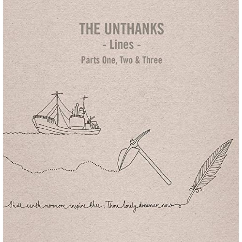 Lines - Parts One, Two and Three