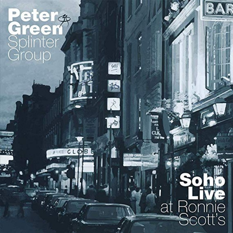 Soho - Live At Ronnie Scott's